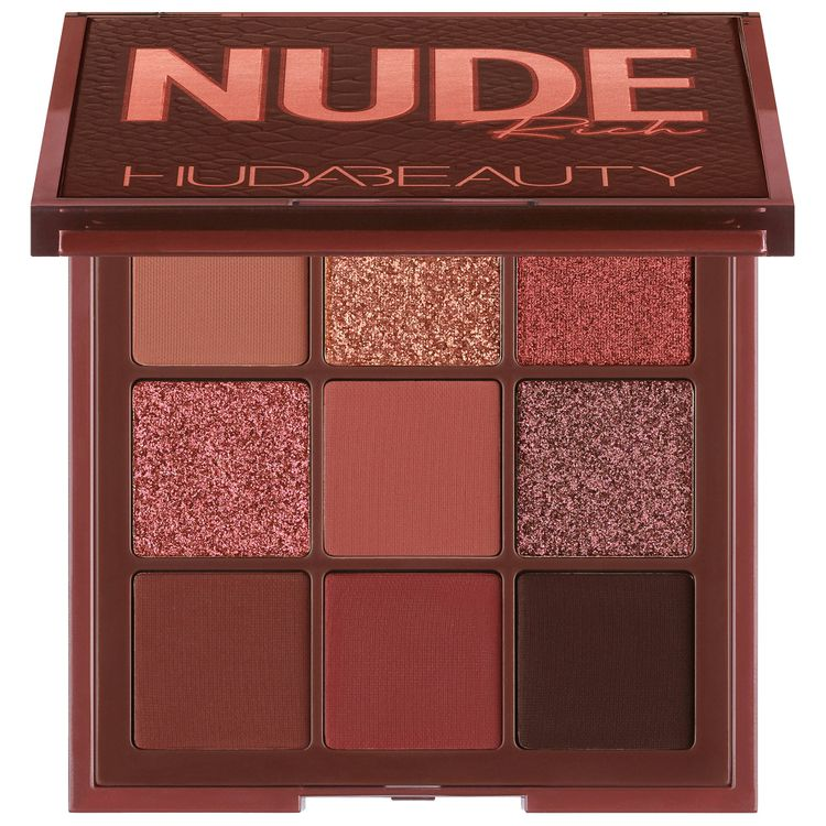 Maybelline The Blushed Nudes® Eye Shadow Palette Reviews 2020