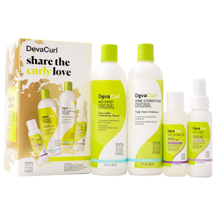 DevaCurl Share the Curly Love