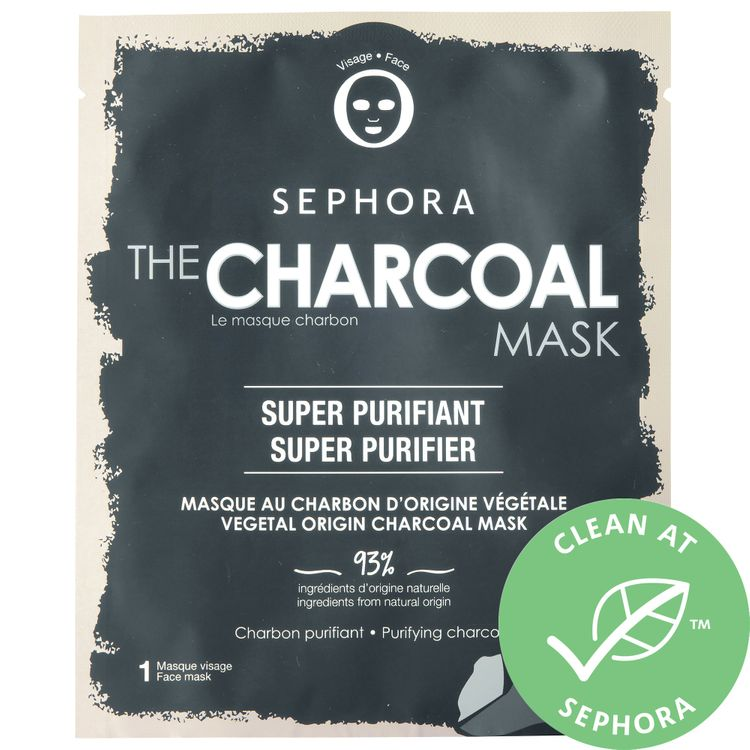SEPHORA COLLECTION Clean Charcoal Mask 1 Mask