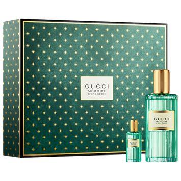 Gucci Mémoire d'une Odeur Eau de Parfum Giftset