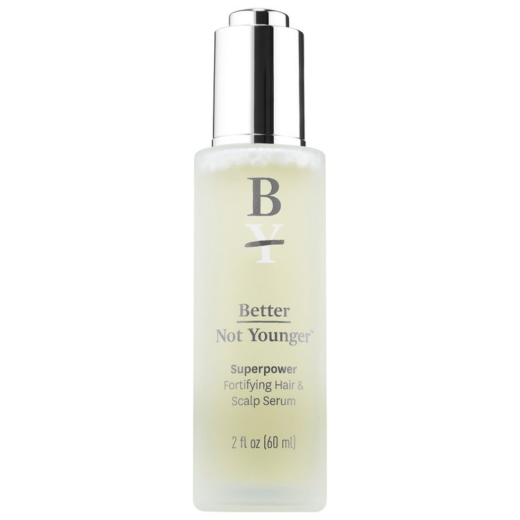 Better Not Younger Superpower Fortifying Hair & Scalp Serum 2 oz/ 60 mL