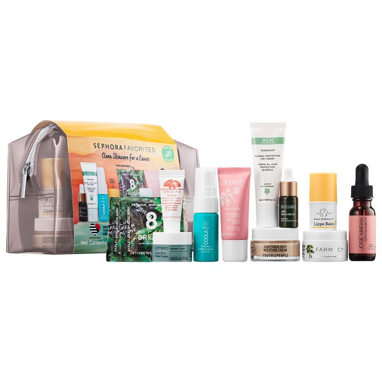 Sephora Favorites Clean Skincare for a Cause