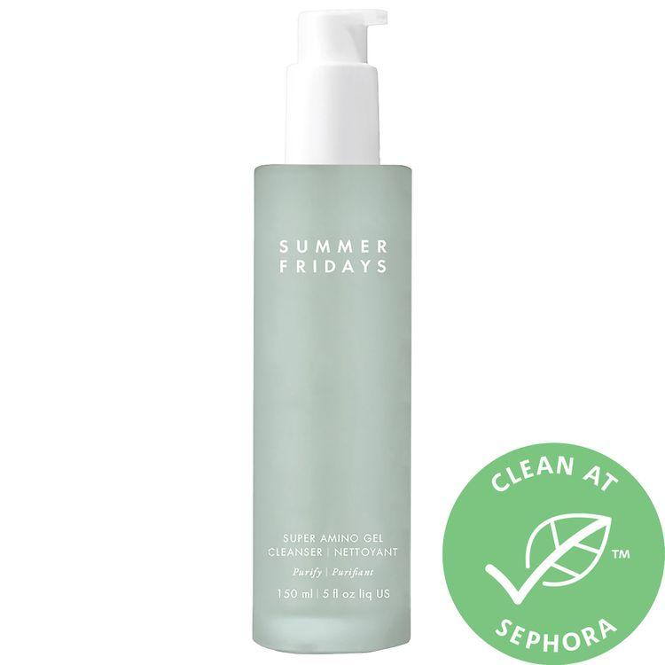 Summer Fridays Super Amino Gel Cleanser 5.0 oz/ 150 mL