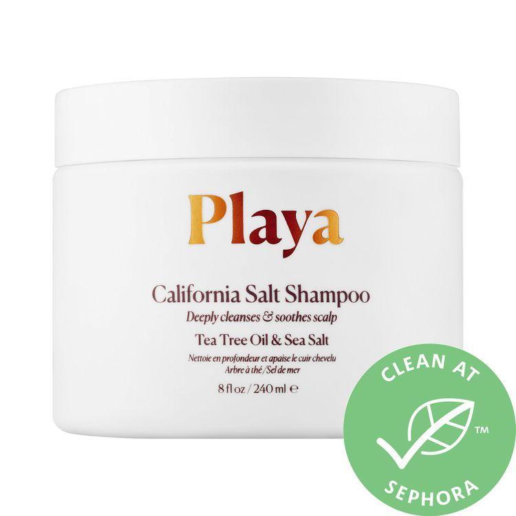 Playa California Salt Scalp Scrub Shampoo 8 oz/ 240 mL