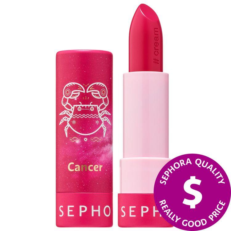 SEPHORA COLLECTION #LipStories Astrology Lipstick 92 Cancer 0.14 oz/ 4 g