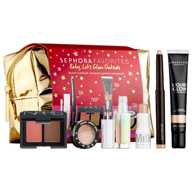 Sephora Favorites Baby, Let's Glow Outside Bronze and Glow Set