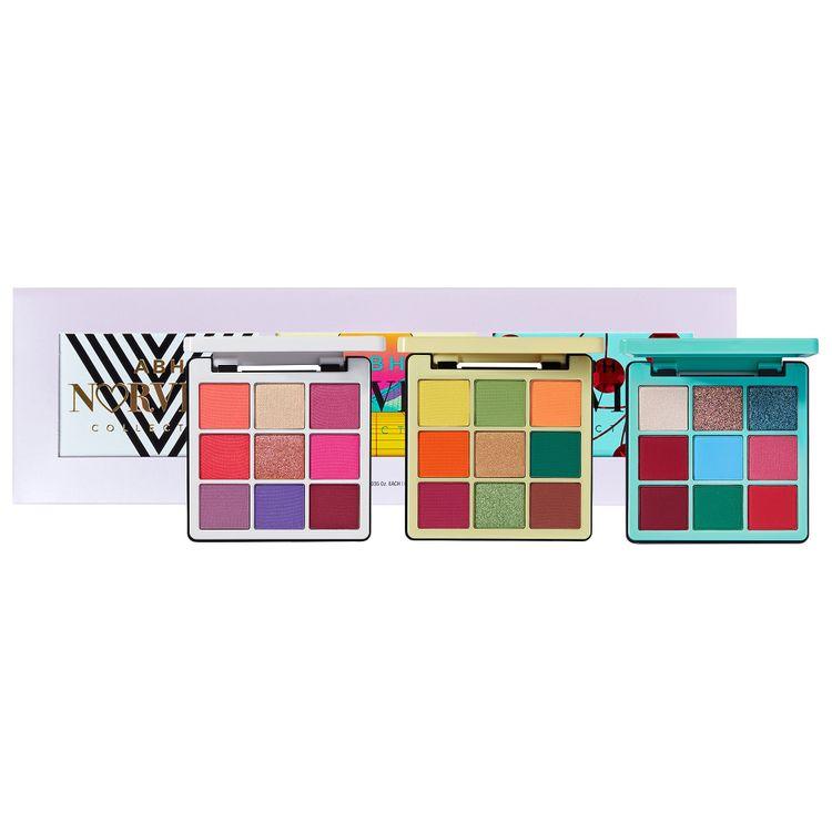 Anastasia Beverly Hills Mini Norvina Pro Pigment Collection Vault (Vols. 1, 2, & 3)