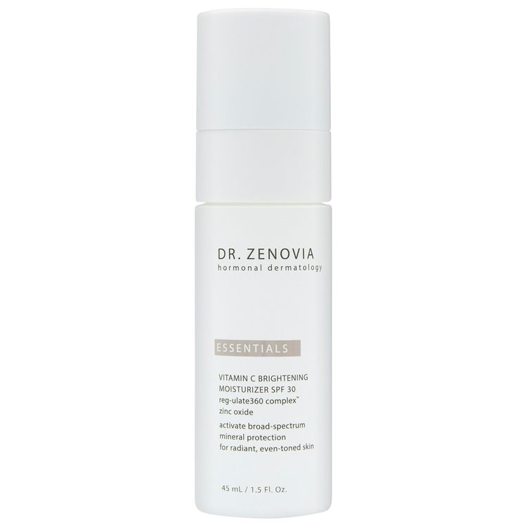 Dr. Zenovia Skincare Vitamin C Brightening Moisturizer SPF 30 1.5 oz/ 45 mL