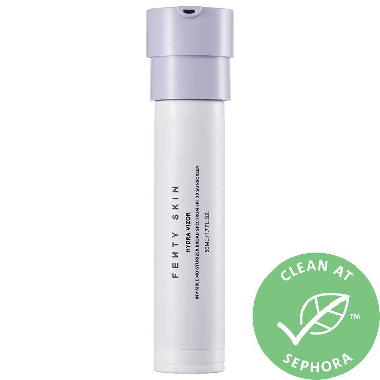 Fenty Skin Hydra Vizor Moisturizer Broad Spectrum SPF 30 Sunscreen 1.7 oz/ 50 mL Refill