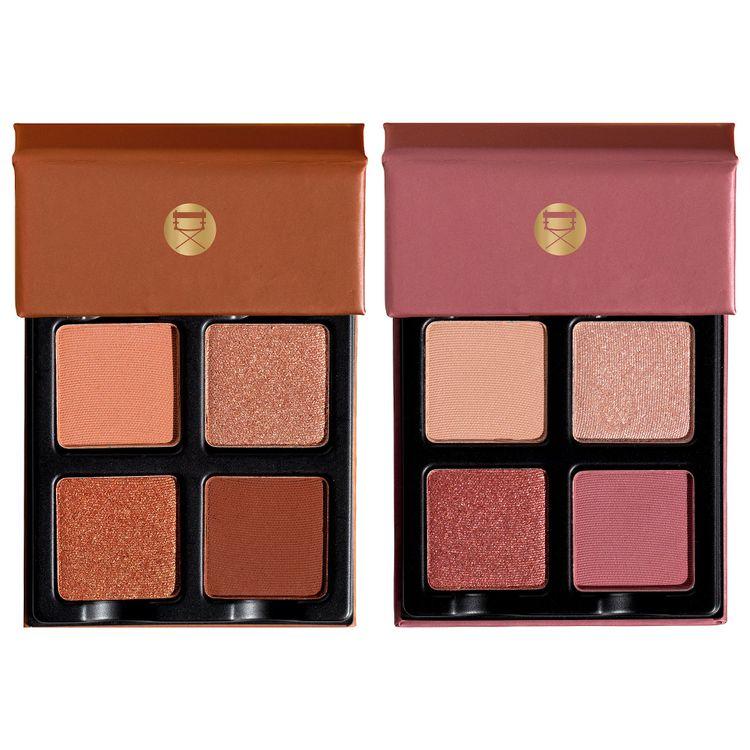 Viseart Mini Petit Fours Eyeshadow Palette Set 2 x 0.21 oz/ 6 g