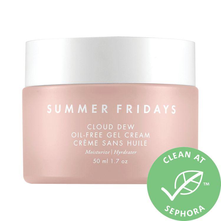 Summer Fridays Cloud Dew Oil-Free Gel Cream 1.70 oz/ 50 mL
