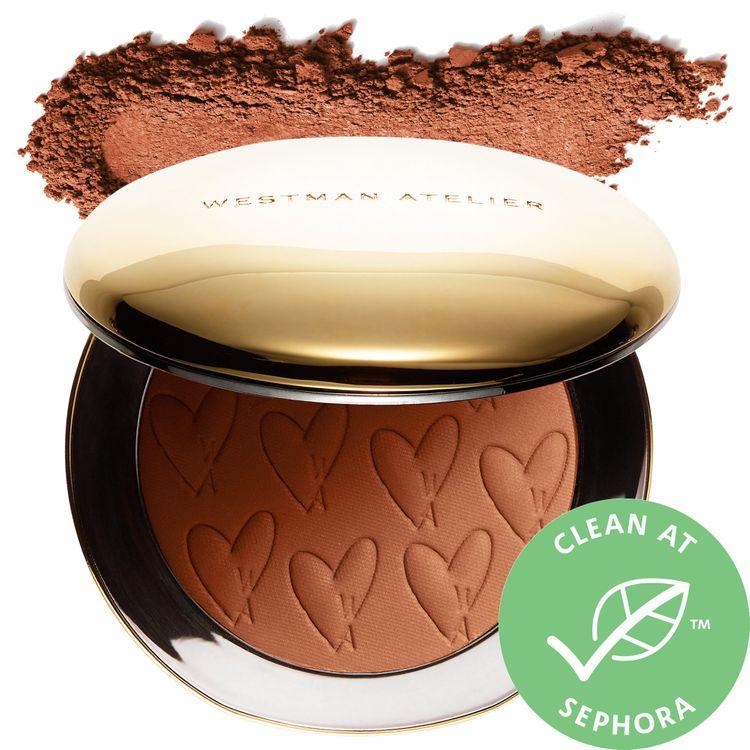 Westman Atelier Beauty Butter Powder Bronzer Soleil riche 0.28 oz / 8g
