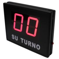 Gestion de la file d'attente électronique Your Turn 2 caractères code