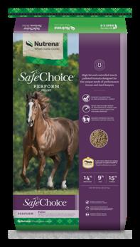 SafeChoice® Perform Horse Feed