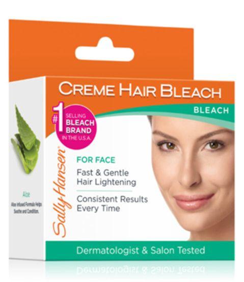 Sally Hansen Crème Hair Bleach - for Face