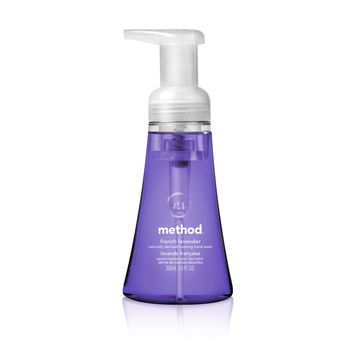 Method Foaming Hand Soap, French Lavender, 10 Ounce