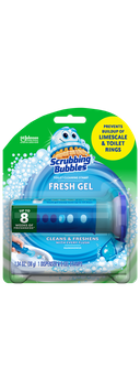 Scrubbing Bubbles® Fresh Gel Toilet Cleaning Stamp