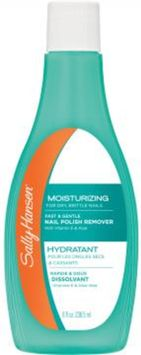 Sally Hansen Moisturizing Nail Polish Remover