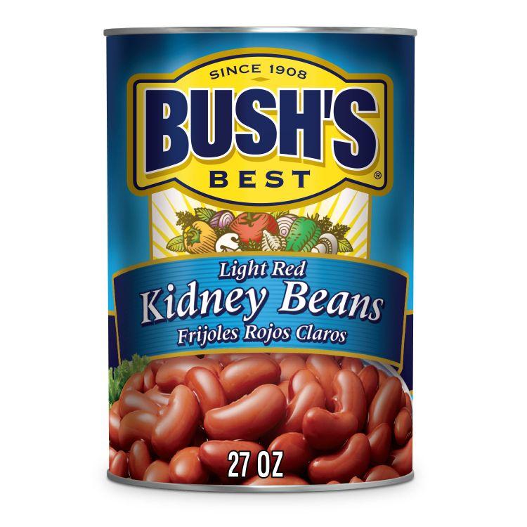 BUSH'S Light Red Kidney Beans