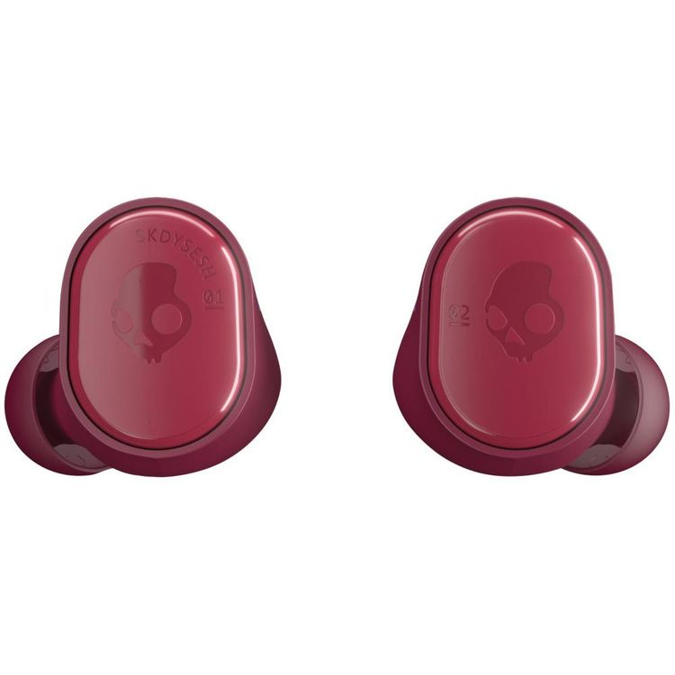 Skullcandy Sesh True Wireless Headphones - Deep Red