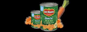 Delmonte Sliced Carrots
