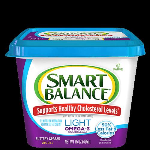 Smart Balance Light Omega-3
