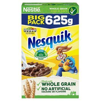NESTLE NESQUIK Cereal 625g Box