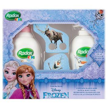 Radox Kids Frozen Feel Enchanted Duo Gift Set