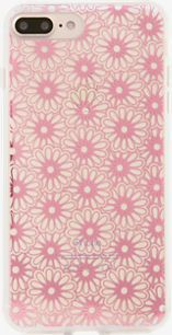 Sonix ClearCoat Case for iPhone 7 Plus - Berry Lace/Pink