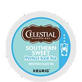 Keurig Celestial Southern Sweet Perfect Iced Tea