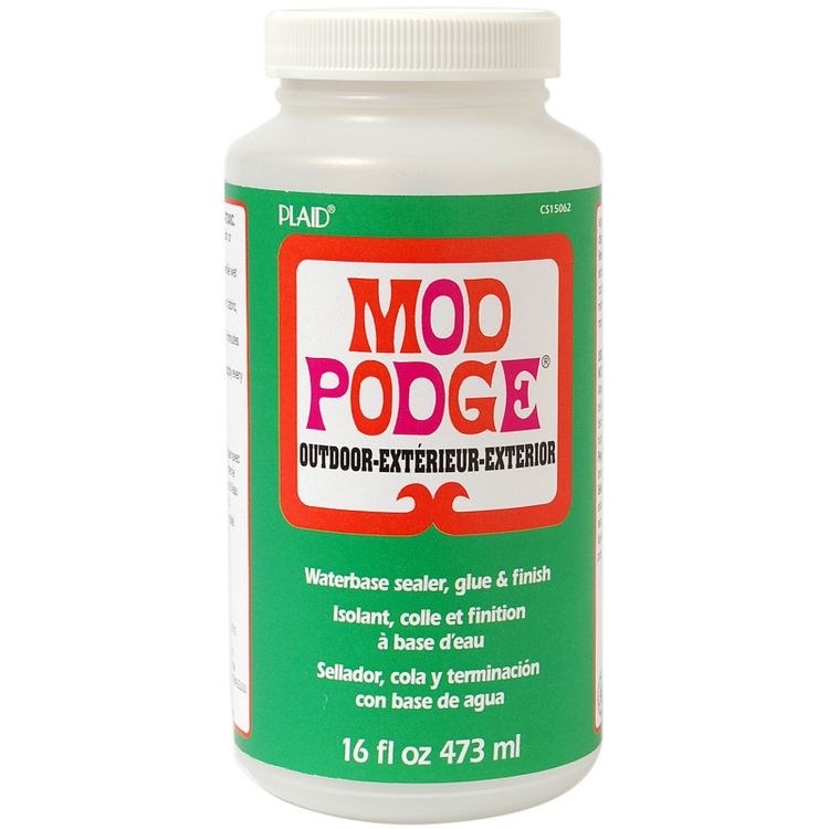Mod Podge Outdoor Finish- 16 oz.