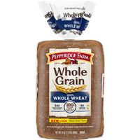 Pepperidge Farm® Whole Grain 100% Whole Wheat Bread, 24 oz. Loaf