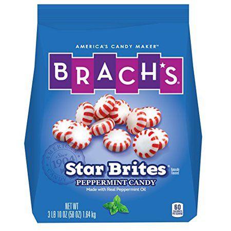 Brach's Star Brites Peppermint Candy