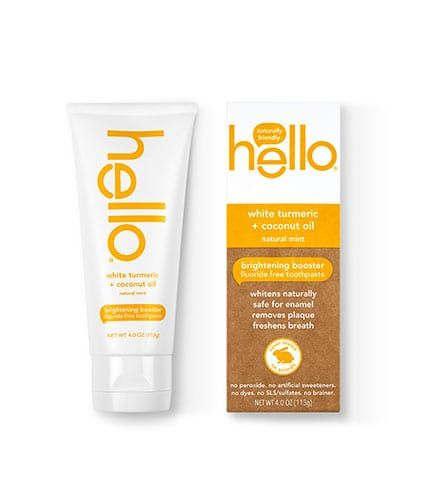 Hello Product White Turmeric Brightening Booster