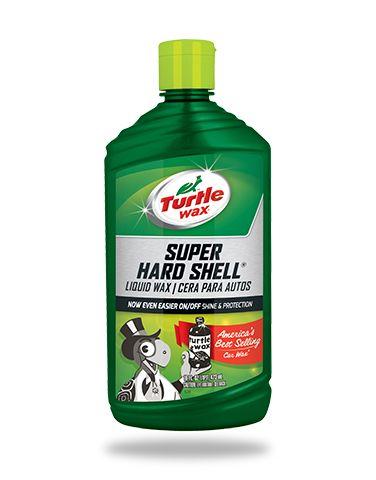 Turtle Wax Super Hard Shell Liquid Wax