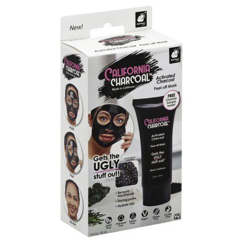 As Seen on TV: TV California Charcoal Mask 2.8oz