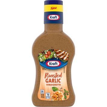 Kraft Roasted Garlic Vinaigrette Salad Dressing (14 fl. oz. Bottle)