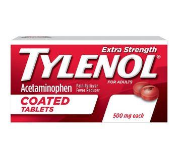 Tylenol® Extra Strength Coated Tablets