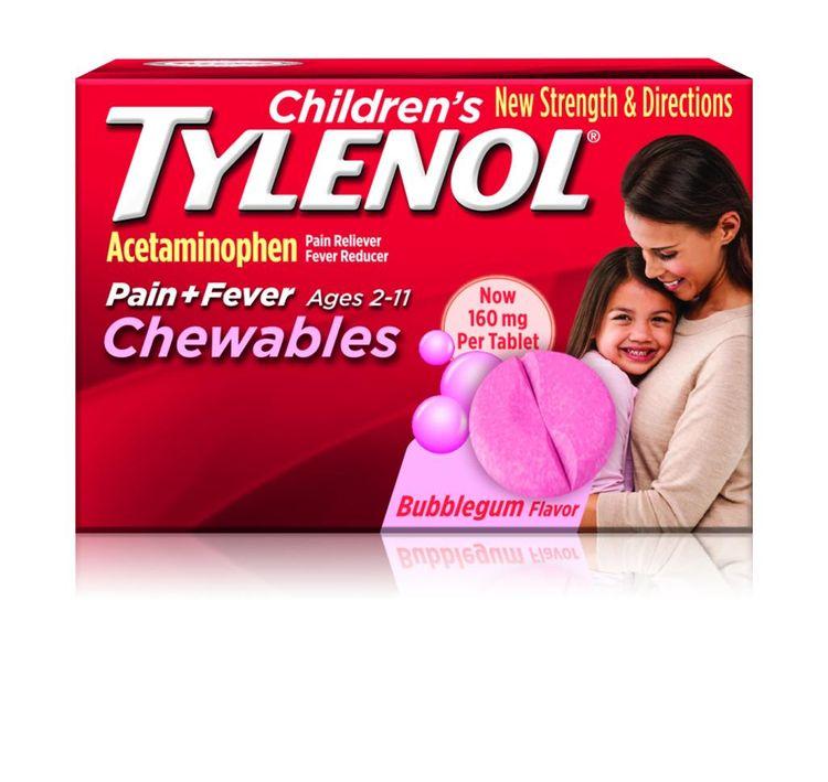Tylenol® Children's Chewables