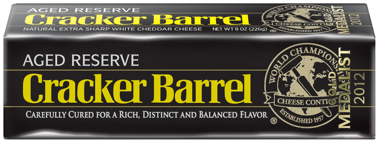 Cracker Barrel Aged Reserve Cheddar Cheese