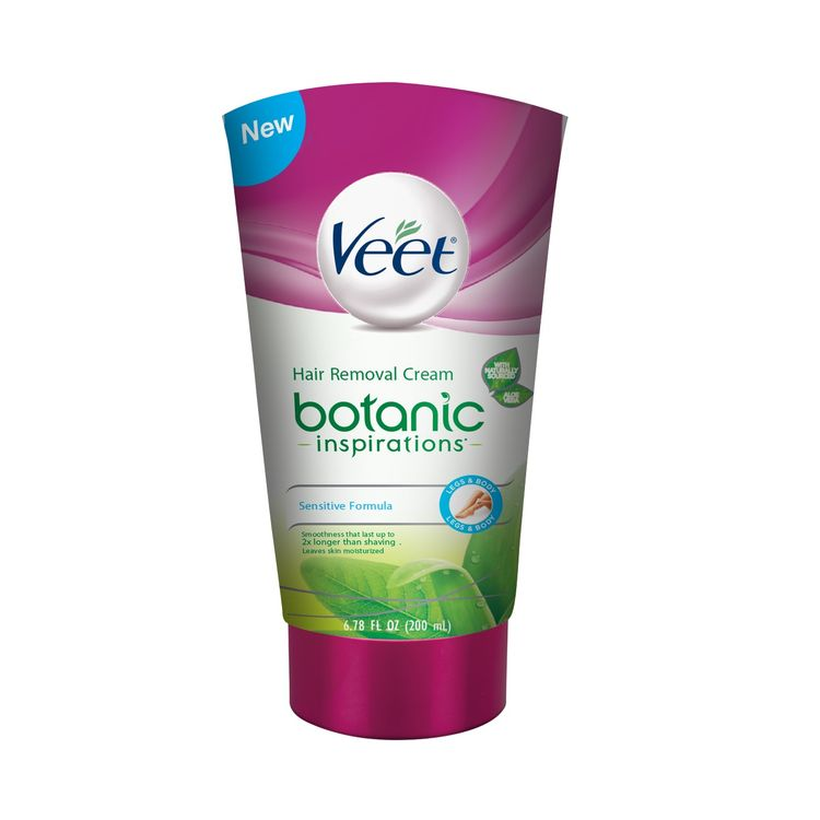 Veet 3in1 Gel Cream Hair Remover 6.78 oz