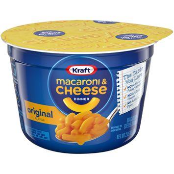 Kraft Easy Mac Original Flavor Macaroni & Cheese Dinner