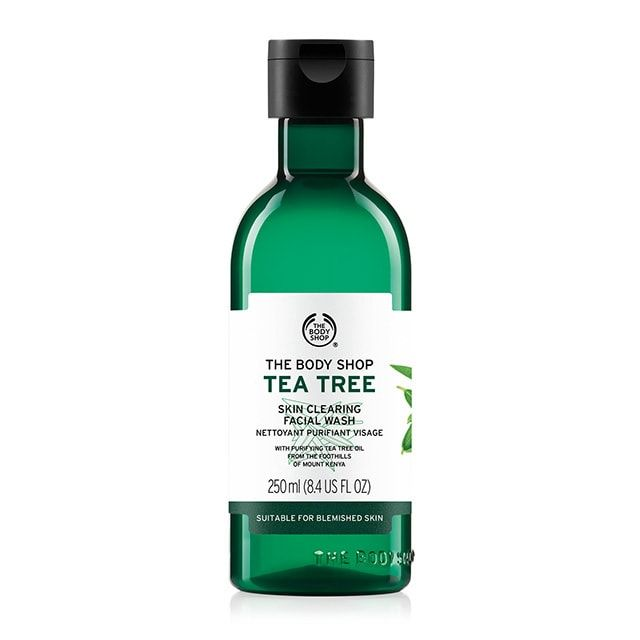 Tea Tree Skin Clearing Facial Wash