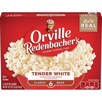 Orville Redenbacher'sTender White