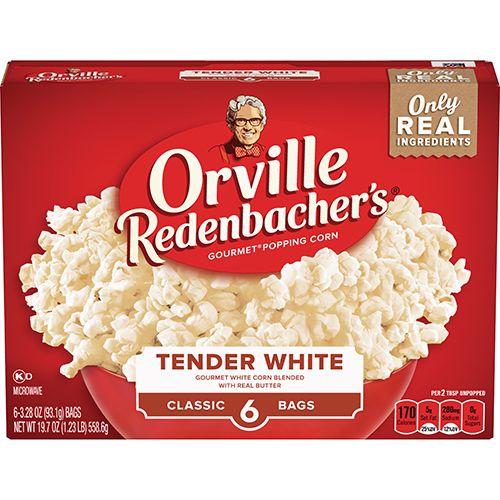 Orville Redenbacher's Tender White