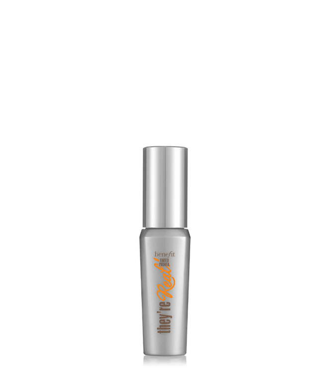 Benefit Cosmetics they're real! tinted primer travel size mini