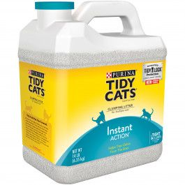 Tidy Cats Instant Action Clumping Cat Litter