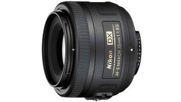 nikon af-s dx nikkor 35mm f18g lens