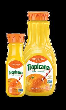 Tropicana Pure Premium Original (No Pulp)