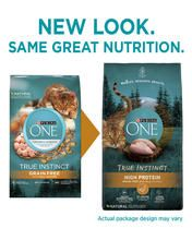 Purina ONE® True Instinct Grain Free with Real Chicken Dry Cat Food